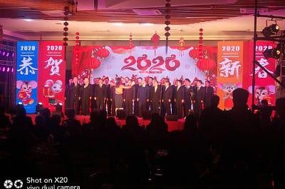 2020年瓜州常乐火电站迎新春联欢晚会